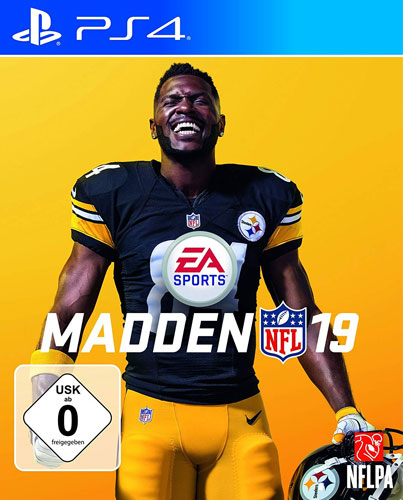 Madden  NFL  19  PS-4