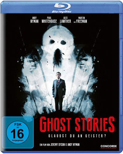 Ghost Stories - Glaubst du an... (BR) Geister, Min: 102/DD5.1/WS