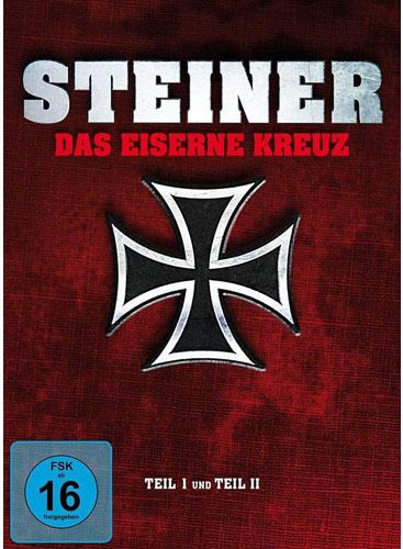 Steiner - Das Eiserne Kreuz 1 und 2 Limitierte Mediabook-Edition