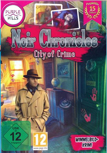 Noir Chronicles  PC  City of Crime