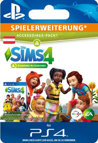 ESD Sims 4 Toddler Stuff  AT Code wird als PDF Datei geliefert
