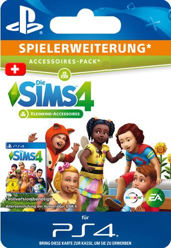 ESD Sims 4 Toddler Stuff  CH Code wird als PDF Datei geliefert