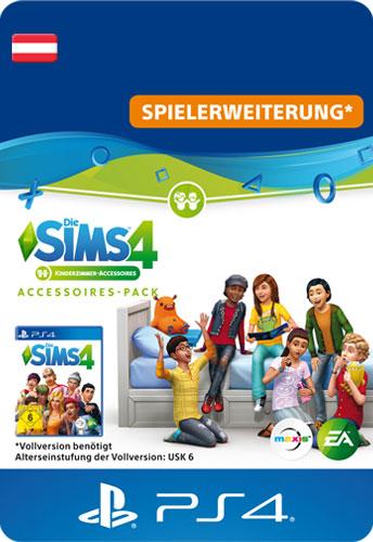 ESD Sims 4 Kids Room Stuff  AT Code wird als PDF Datei geliefert