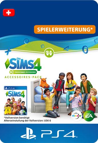 ESD Sims 4 Kids Room Stuff  CH Code wird als PDF Datei geliefert