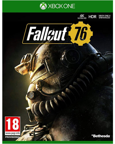 Fallout 76  XB-ONE  AT