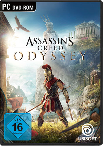AC  Odyssey  PC Assassins Creed Odyssey