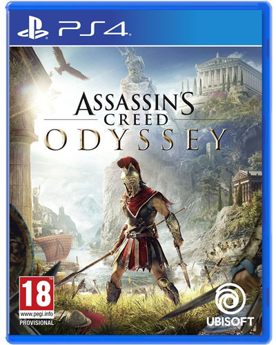 AC  Odyssey  PS-4  AT Assassins Creed Odyssey
