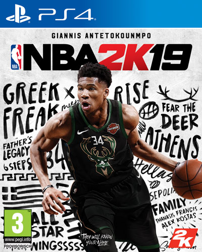 NBA  2k19  PS-4  AT