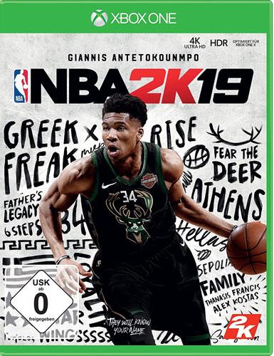 NBA 2k19  XB-One