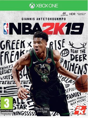 NBA  2k19  XB-One  AT