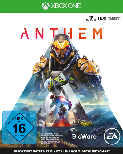 Anthem  XB-One   (VL-ABO)