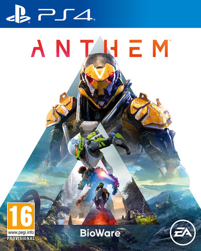 Anthem  PS-4  AT