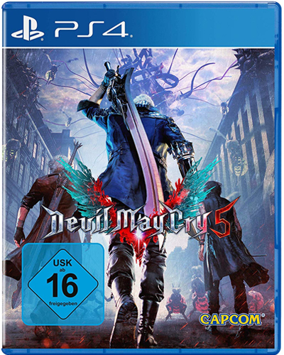 Devil May Cry 5  PS-4