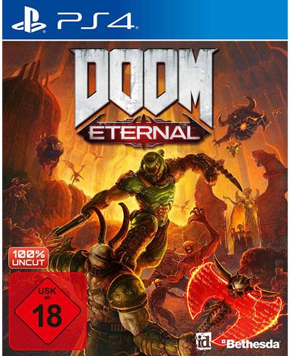 Doom Eternal  PS-4