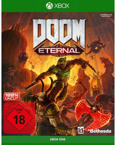Doom Eternal  XB-One