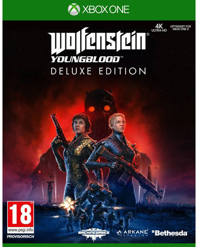 Wolfenstein 2  Youngblood  XB-One  AT Deluxe Edition