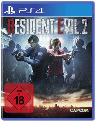 Resident Evil  2  PS-4