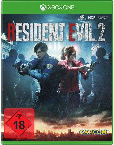 Resident Evil  2  XB-One