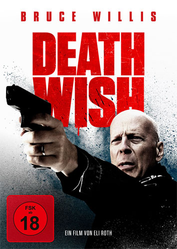 Death Wish (DVD)  Remake Min: 103/DD5.1/WS  M.Bruce Willis