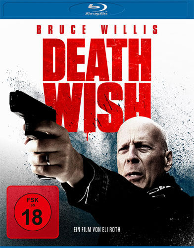 Death Wish (BR)  Remake Min: 107/DD5.1/WS  M.Bruce Willis
