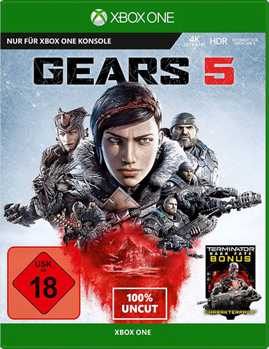 Gears of War 5  XB-One