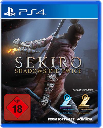 Sekiro Shadows die Twice  PS-4
