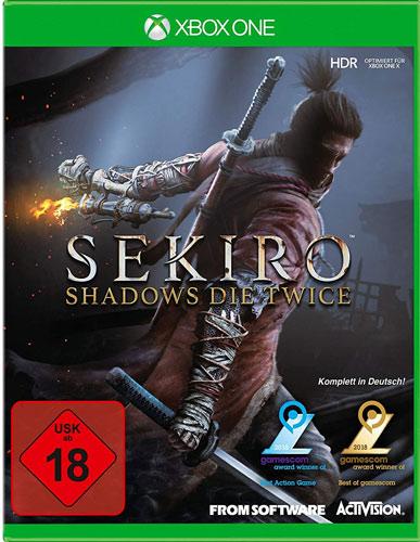Sekiro Shadows die Twice  XB-One