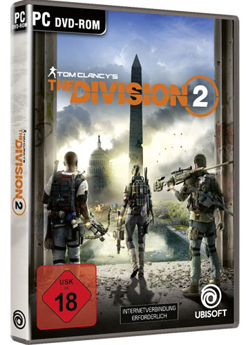 Division 2  PC  Tom Clancy