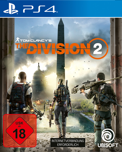 Division 2  PS-4 Tom Clancy