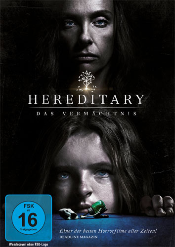 Hereditary (DVD) Min: 119