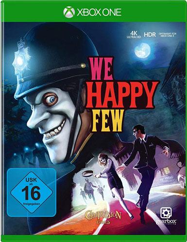 We Happy Few  XB-One