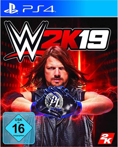 WWE  2k19  PS-4