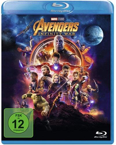 Avengers: Infinity War (BR) Min: 149/DD5.1/WS