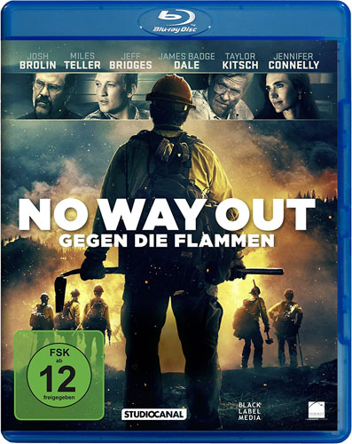 No Way Out - Gegen die Flammen (BR) Min: 139/DD5.1/WS