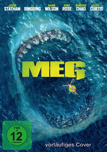 MEG  (DVD) Min:  /DD5.1/WS