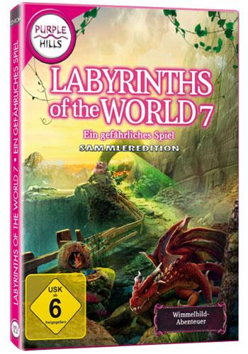 Labyrinths of the World 7  PC Ein gefährliches Spiel