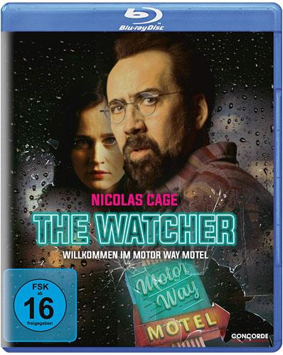 Watcher, The - Willkommen im... (BR) Min: 104/DD5.1/WS   ...Motor Way Motel
