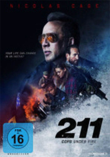211 - Cops Under Fire (DVD) Min: 98/DD5.1/WS