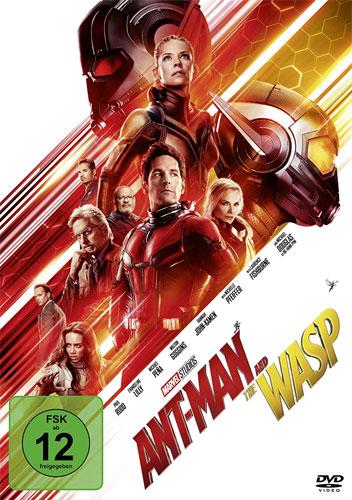 Ant-Man and the Wasp (DVD)   MARVEL Min: 135/DD5.1/WS *VÖ: 29.11. BEACHTEN!