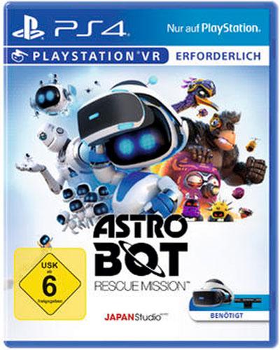 VR Astro Bot Rescue Mission  PS-4