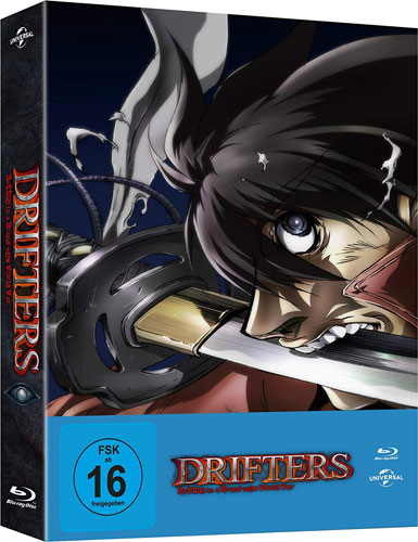 Drifters (BR) LE 2Dics, Premium Edition Battle in a Brand-New World War