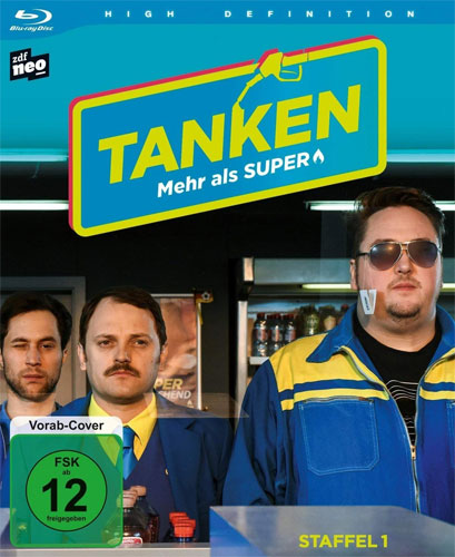 Tanken - Mehr als Super Staffel 1 BR