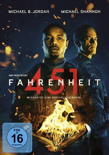 Fahrenheit 451 (DVD) Min: 108/DD5.1/WS