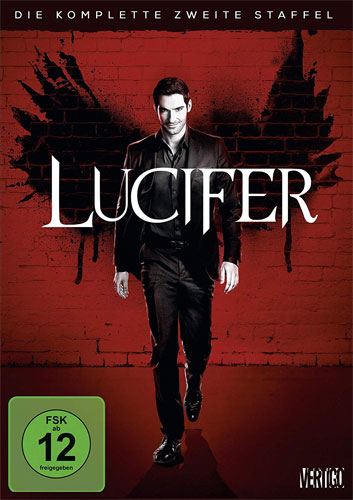 Lucifer - kompl. Staffel 2 (DVD) 3Disc Min: /DD5.1/WS