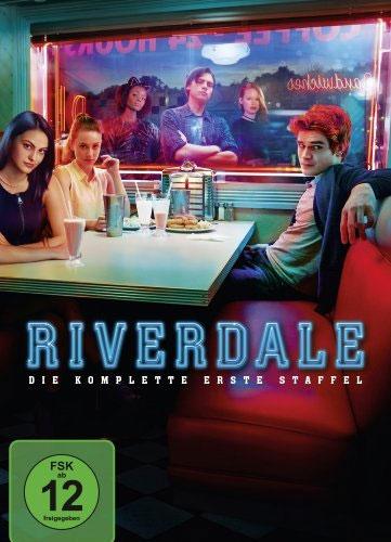 Riverdale - kompl. Staffel #1 (DVD) Min: /DD5.1/WS