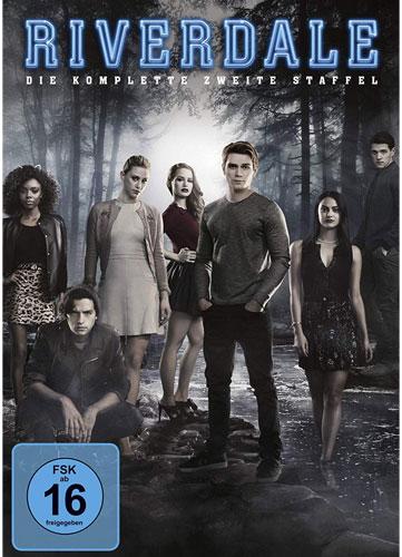 Riverdale - kompl. Staffel #2 (DVD) Min: /DD5.1/WS