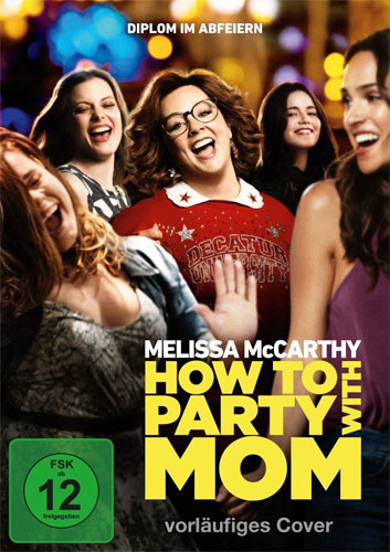 How to Party with Mom (DVD) Min: /DD5.1/WS