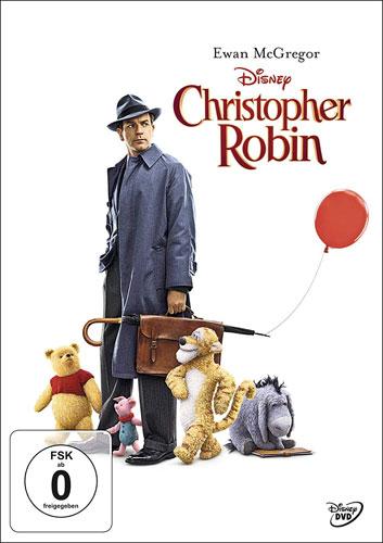Christopher Robin (DVD) Min: 100/DD5.1/WS
