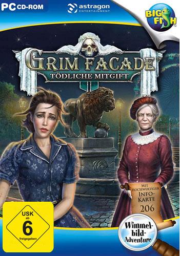 Grim Facade  PC  Tödliche Mitgift Big Fish