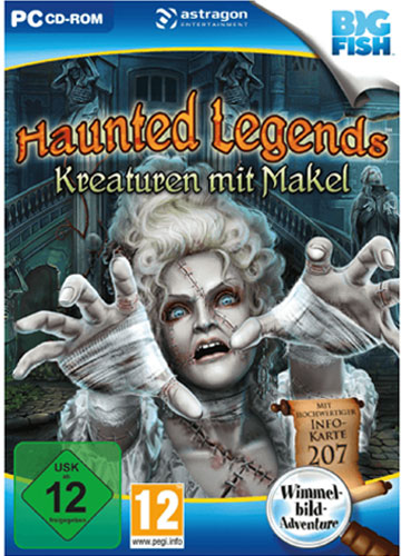Haunted Legends  PC  Kreaturen mít Makel Big Fish